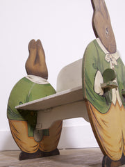 Childrens Peter Rabbit chairs