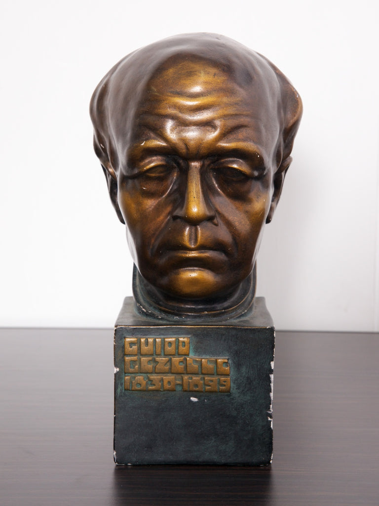 Bust of Guido Gezelle