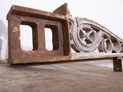 Large Cast Iron Architectural Bracket