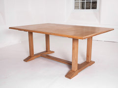Heals Oak Dining Table