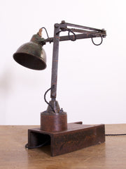 British Industrial Lamp