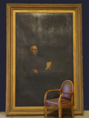 Large Portrait of a Bishop