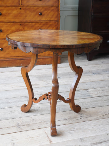 A Mid 19th Century Ocassional Table