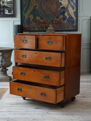 A 19th Century Campaign Chest
