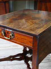 George III Pembroke Table