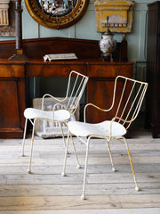 A Pair of Ernest Race Chairs