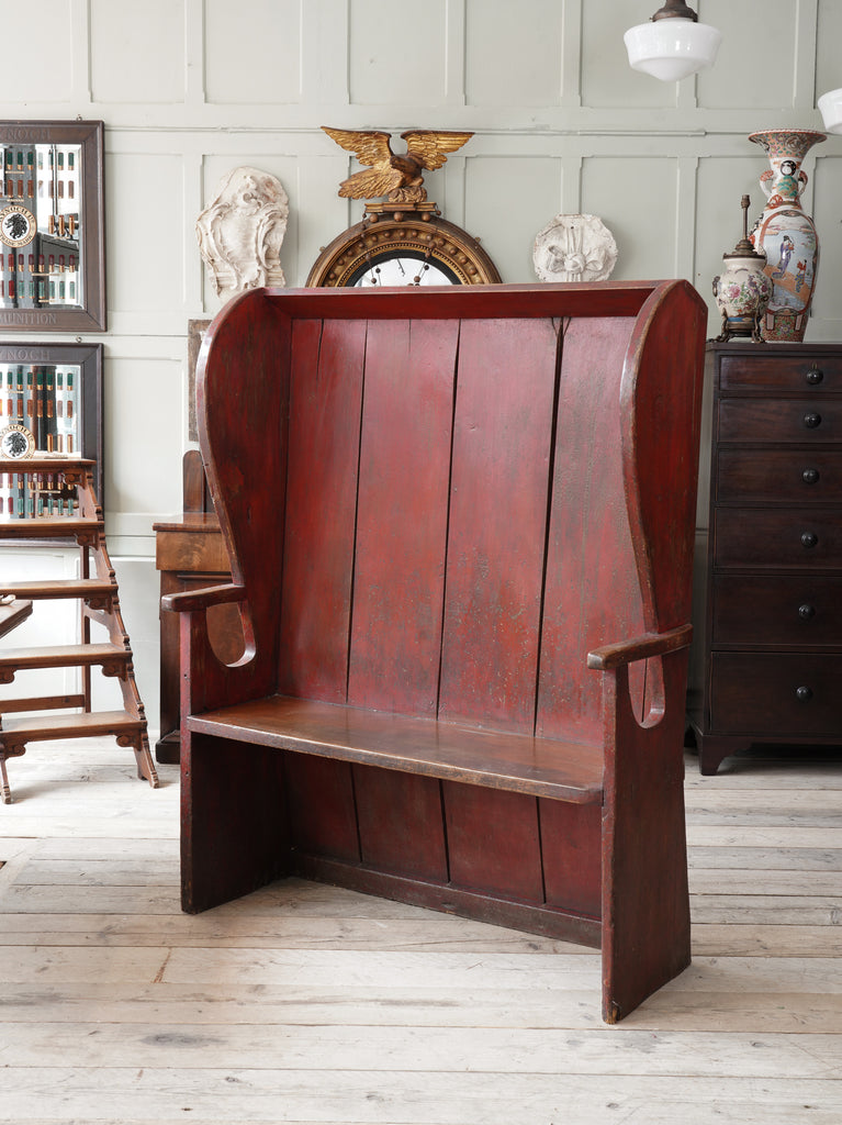 A Early 19th Century Provincial Settle