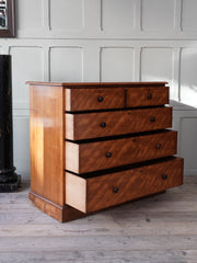 A 19th Century Satin Birchwood Gillows Chest