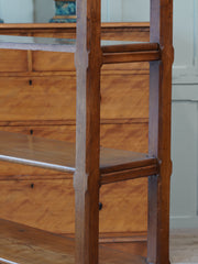 Elm Open Shelving