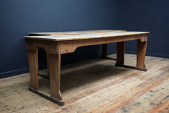 Oak Refectory Tables