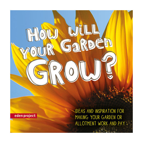 How will your garden grow book front cover