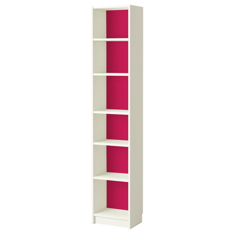 Cerise A design BILLY Bookcase DecorPak