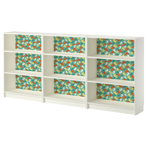 Dogs design BILLY Bookcase DecorPak