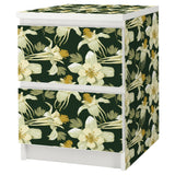 Hanakatoba design MALM Chest of drawers DecorPak