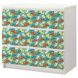 Dogs design MALM Chest of drawers DecorPak