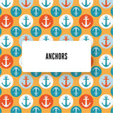Anchors design LACK Side table DecorPak