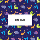 Dino Night design BILLY Bookcase DecorPak