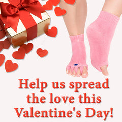 Help us spread the love this Valentine's Day 2020