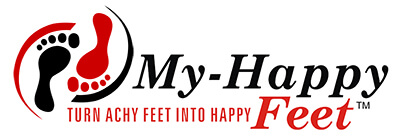 Happy Feet - The Original Foot Alignment Socks