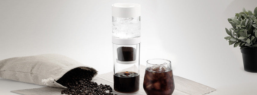 Dripo - The Coolest Thing for Iced Coffee since Ice.