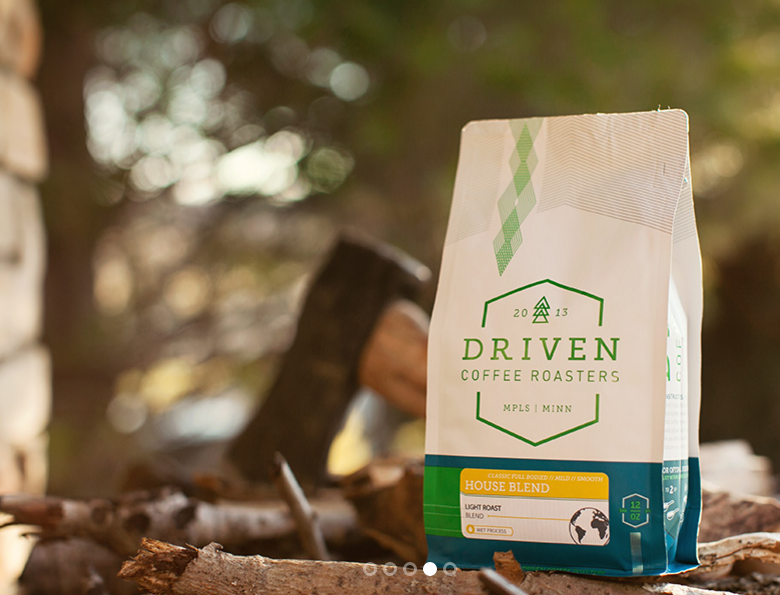 Driven Coffee Roasters - August Featured Roaster