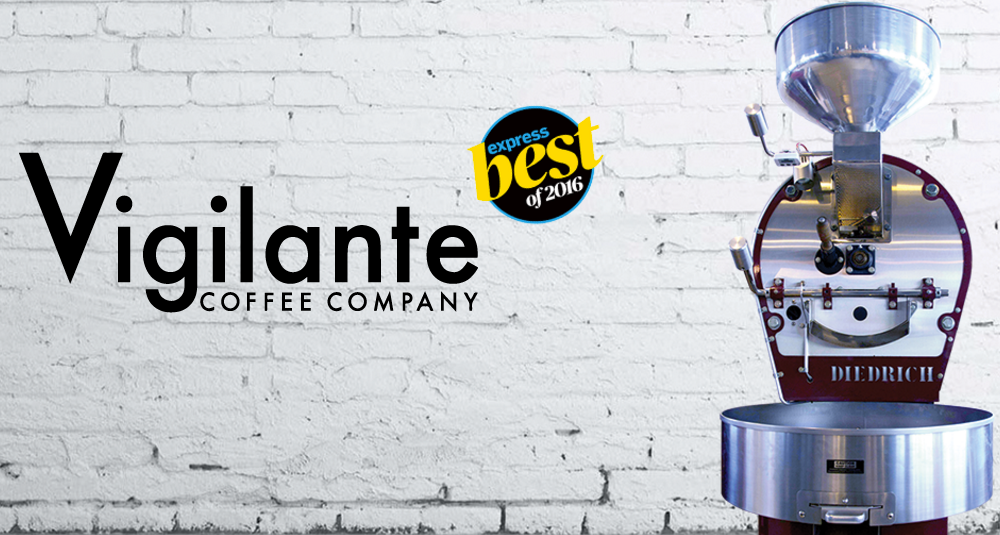 vigilante coffee roasters