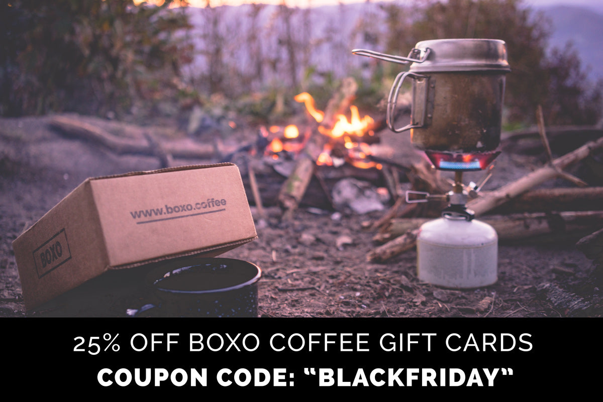 black friday coffee gift