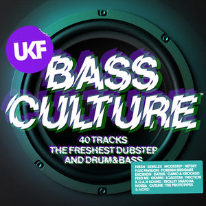 UKF Bass Culture (2XCD) - UKF Music Store