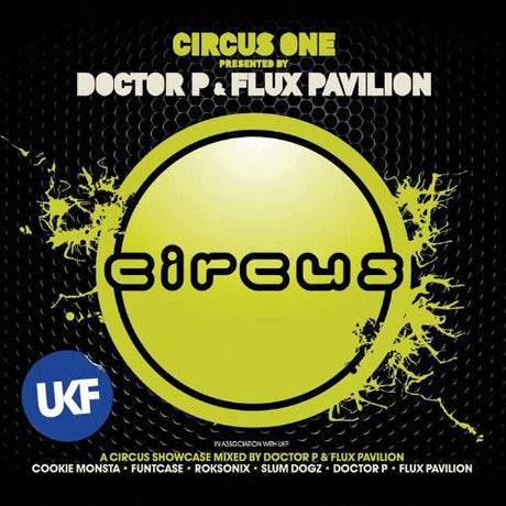 CIRCUS ONE CD - UKF Music Store