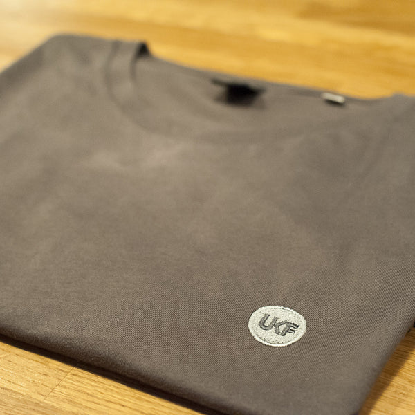Premium Embroidered Anthracite