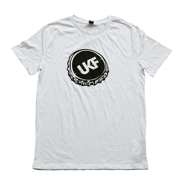 UKF Superior Standard Bottle Cap (White)