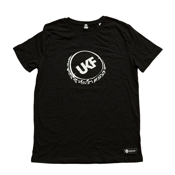 UKF Superior Standard Bottle Cap (Black)