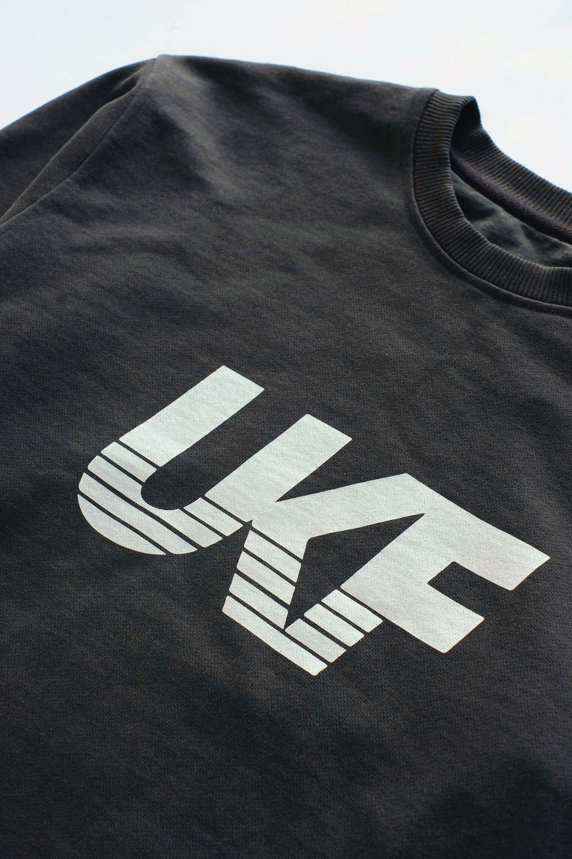 UKF Vintage Wash Sweater