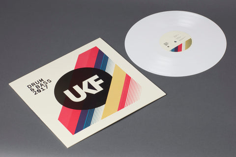 UKF Drum & Bass 2017 - Vinyl