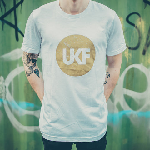 UKF GOLD EDITION TEE