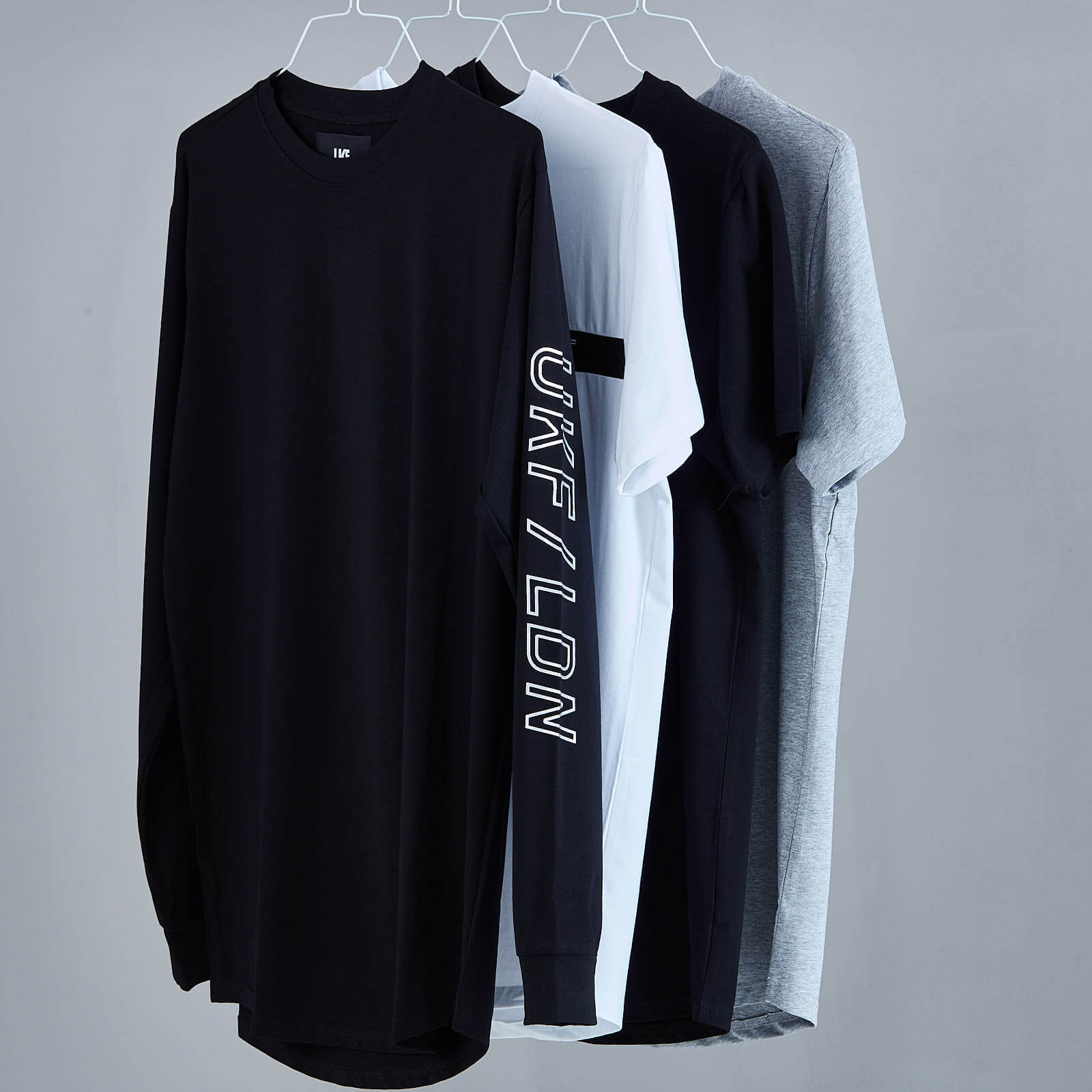 UKF / LDN Long sleeve T-shirt