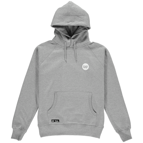 Heather Grey Hoodie - UKF Music Store