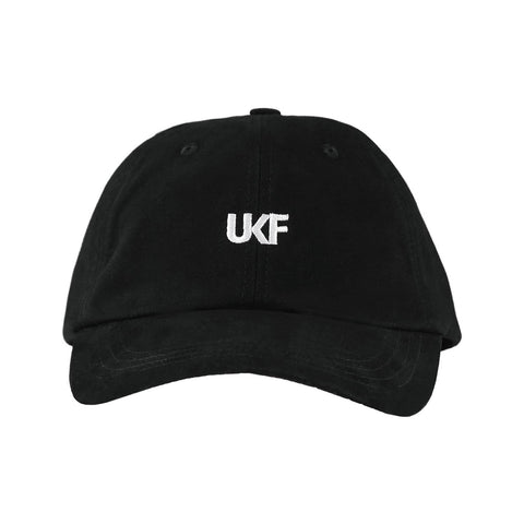 UKF Dad Cap in black