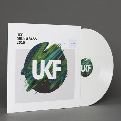 UKF Drum & Bass 2016 - VINYL - UKF Music Store