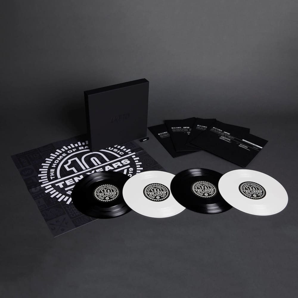 UKF 10th Anniversary Vinyl Box Set