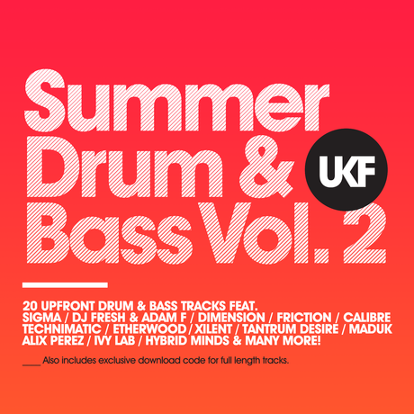 UKF SUMMER DRUM & BASS VOL 2 - UKF Music Store