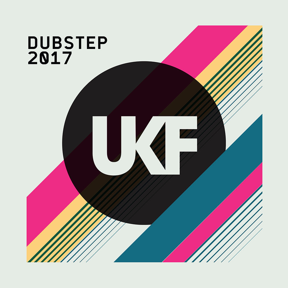 Ukf Dubstep 2017 Cd Ukf Store