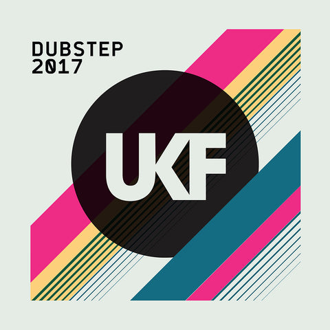 UKF Dubstep 2017 - CD