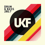 UKF Drum & Bass 2017 - Vinyl - UKF Music Store