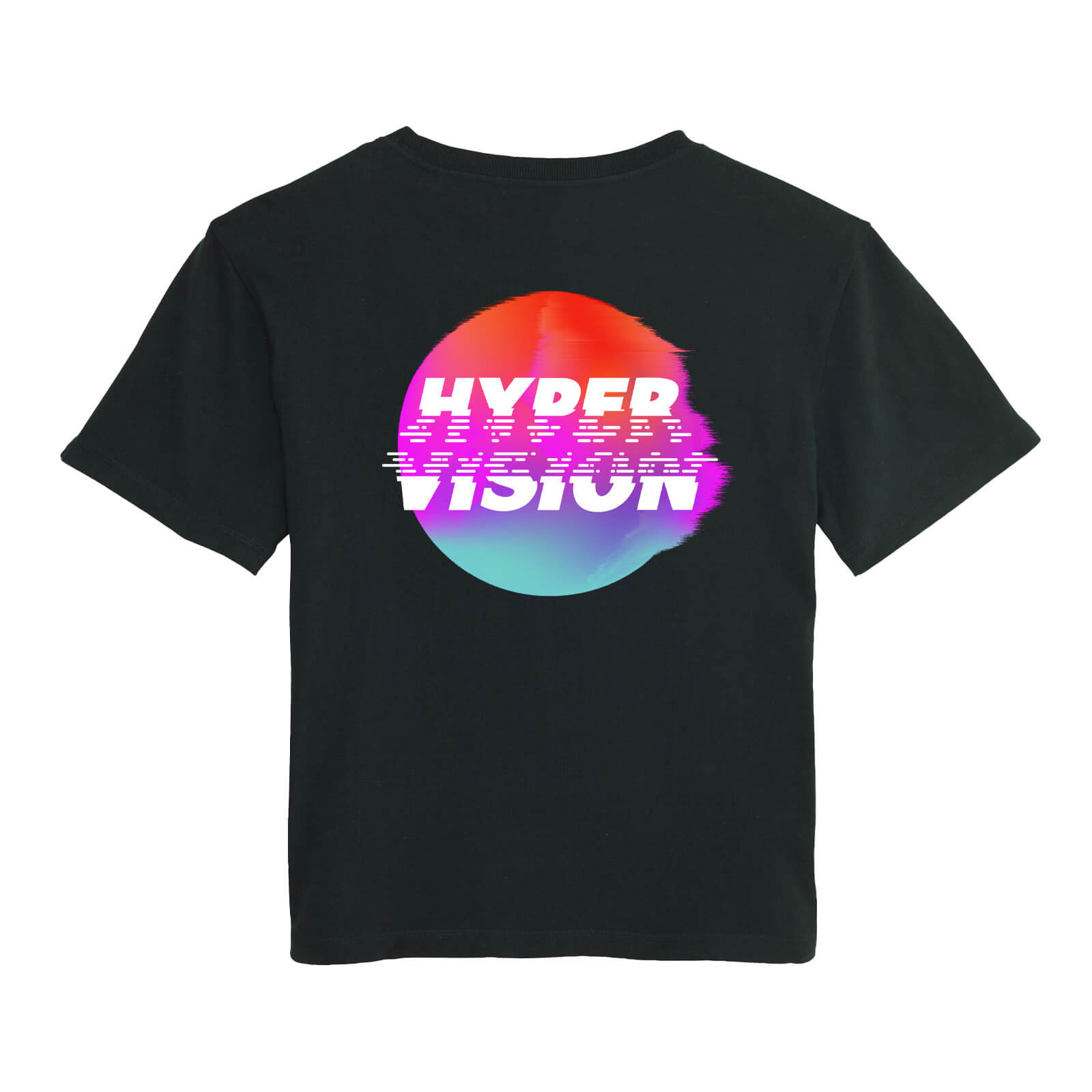 UKF Hyper Vision Women's T-shirt (Black)