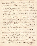 HAMILTON Sir William - Autograph Letter Signed 1801 to the astronomer William Herschel