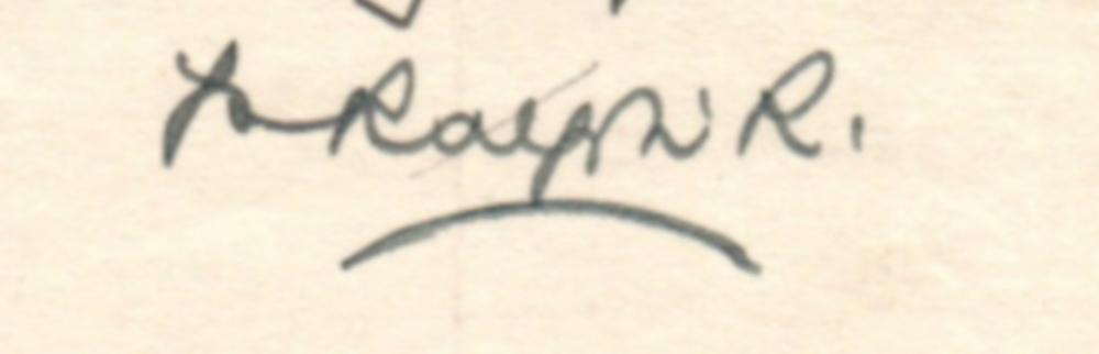 NAPOLEON III - Autograph Letter Signed 1864 to Baron Haussmann