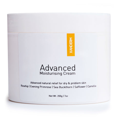 NEW Advanced Moisturising Cream - 200g