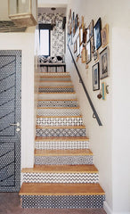 Off cut wallpapers Stairs