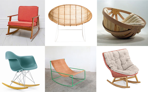 6 Chairs that Rock
